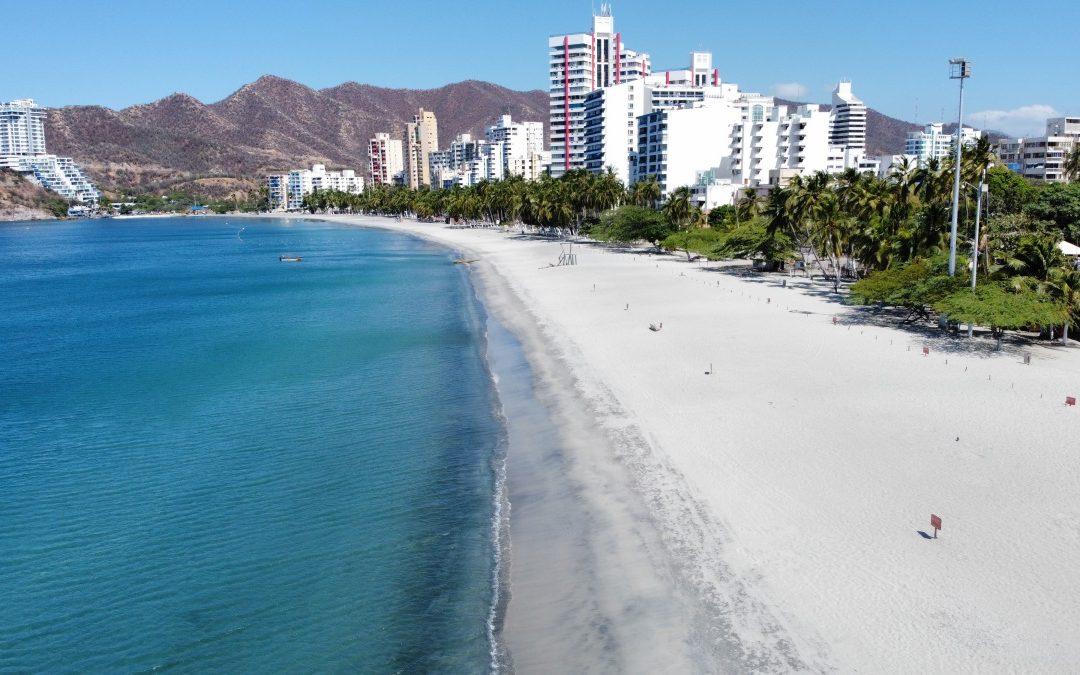 Exitosa jornada de oxigenación de playas del distrito