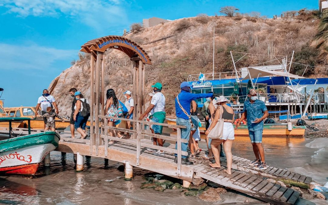 """""""Reactivación segura del turismo es compromiso de todos"""": INDETUR"""