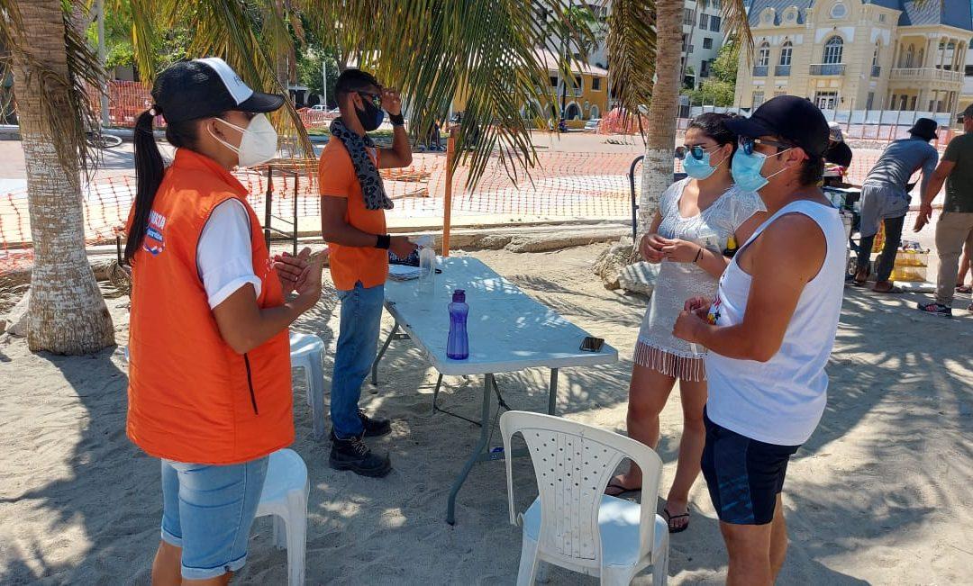 Suspendidas las reservas para ingreso a las playas en el Distrito