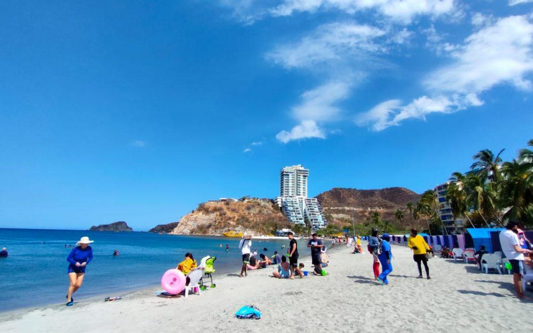 Gerencias Turísticas entregan positivo balance tras mini temporada de Semana Santa