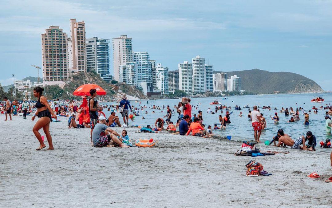 Distrito continúa con estrategia de Gerencias Turísticas durante vacaciones de mitad de año