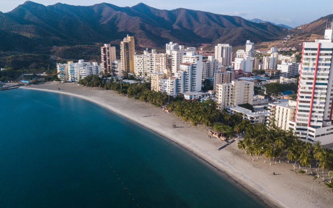 Santa Marta es la 2da mejor opción en el mundo para inversión en la playa