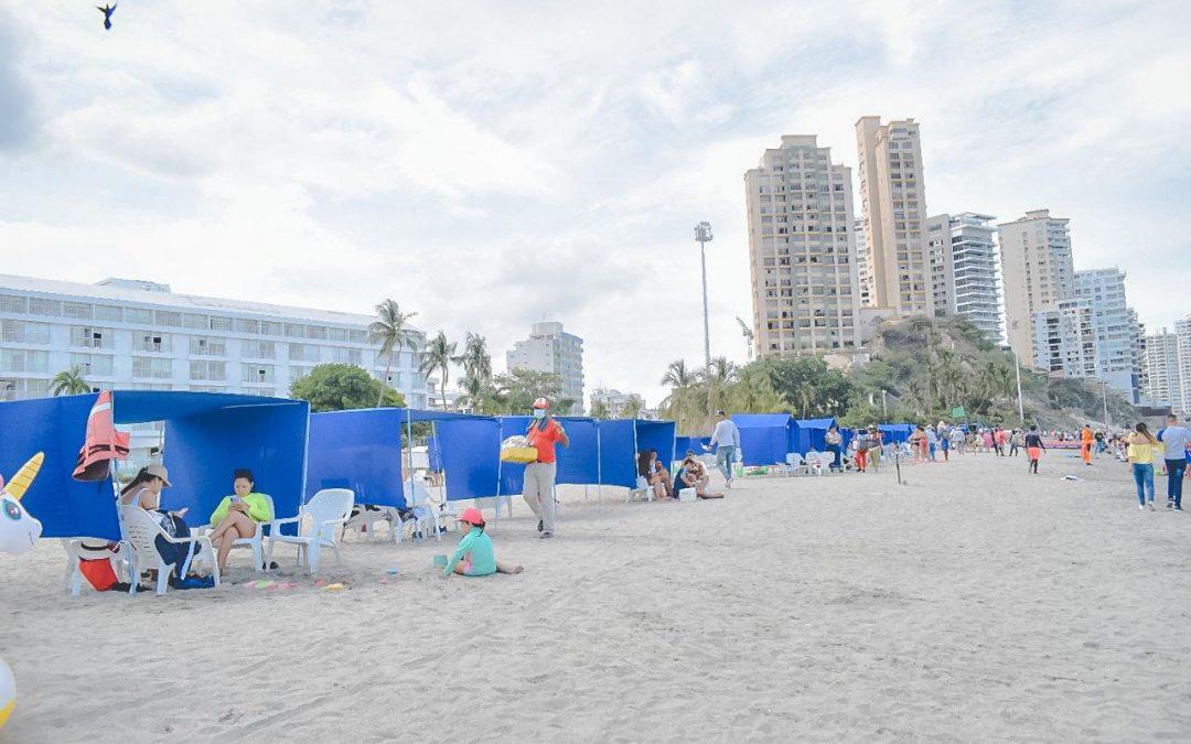 INDETUR destaca cifras alentadoras para Santa Marta en reactivación económica durante puente festivo